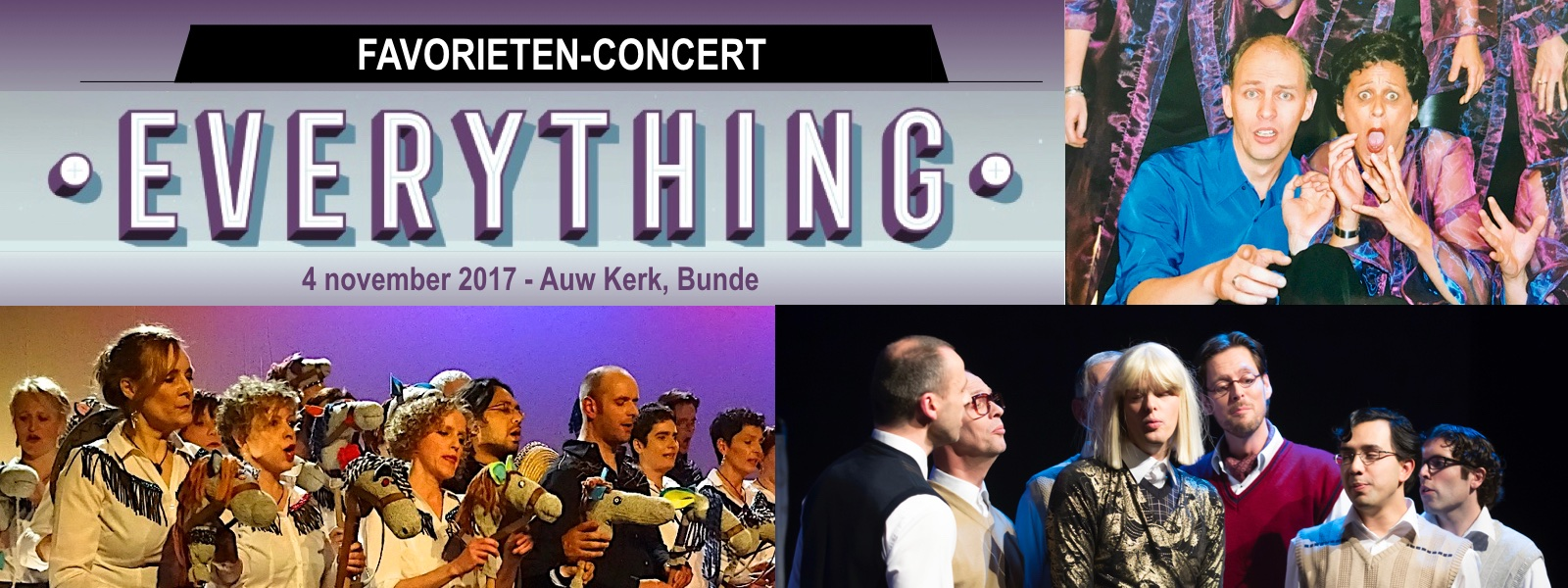 Everything – 35 jaar Vocal Group Odeon